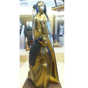 Sculpture - Sisters