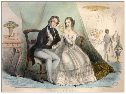Victorian Era Courtship