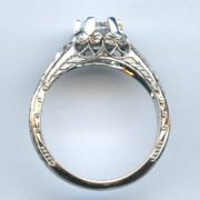 Platinum ring mounting 2