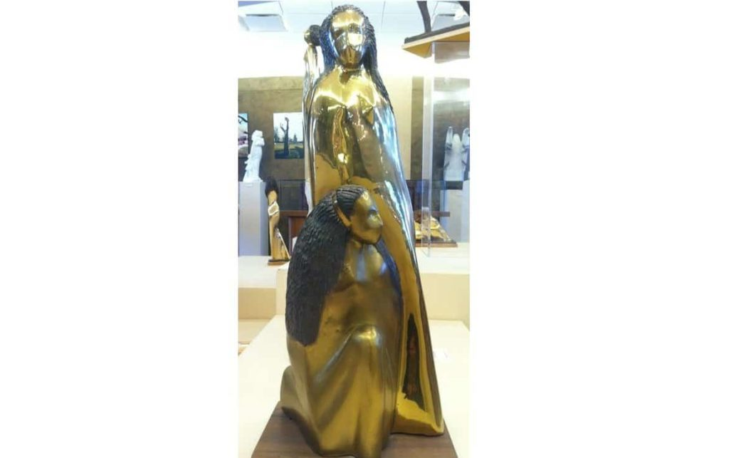 Sculpture – Sisters 1