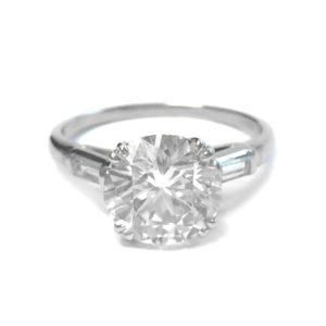 Vintage Engagement Rings Columbus Ohio Argo Lehne Jewelers