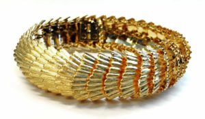 Yellow Gold Vintage Bracelet