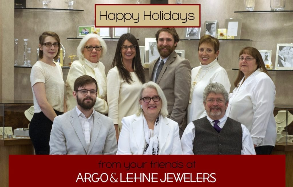 Argo & Lehne Staff - Happy Holidays