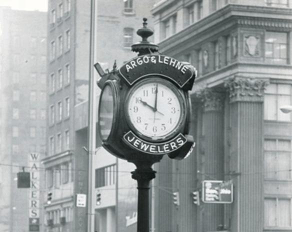 Argo & Lehne Clock