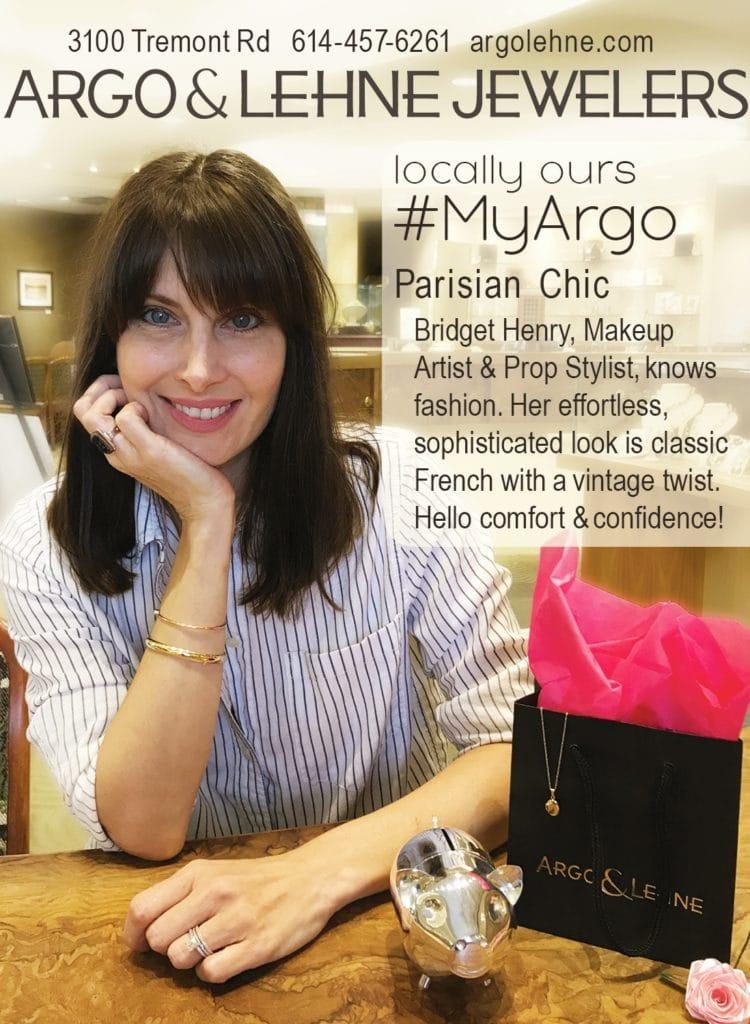 Argo Approved: Bridget Henry