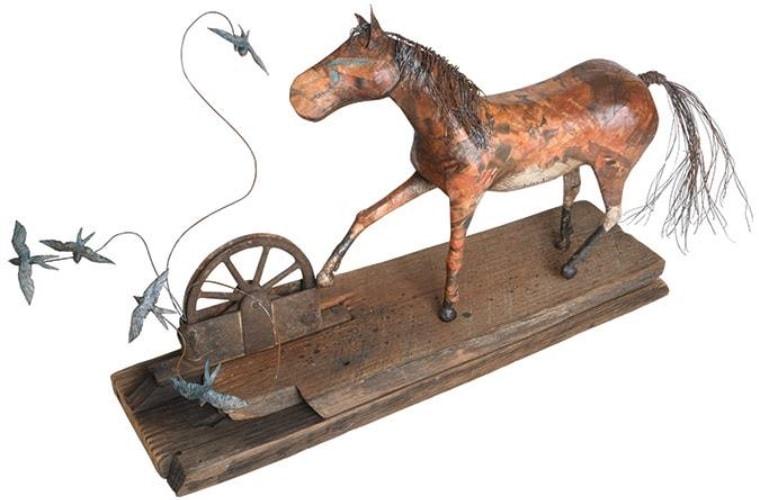 Valerie Dunning Edwards Sculpture