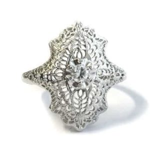 filigree ring 2